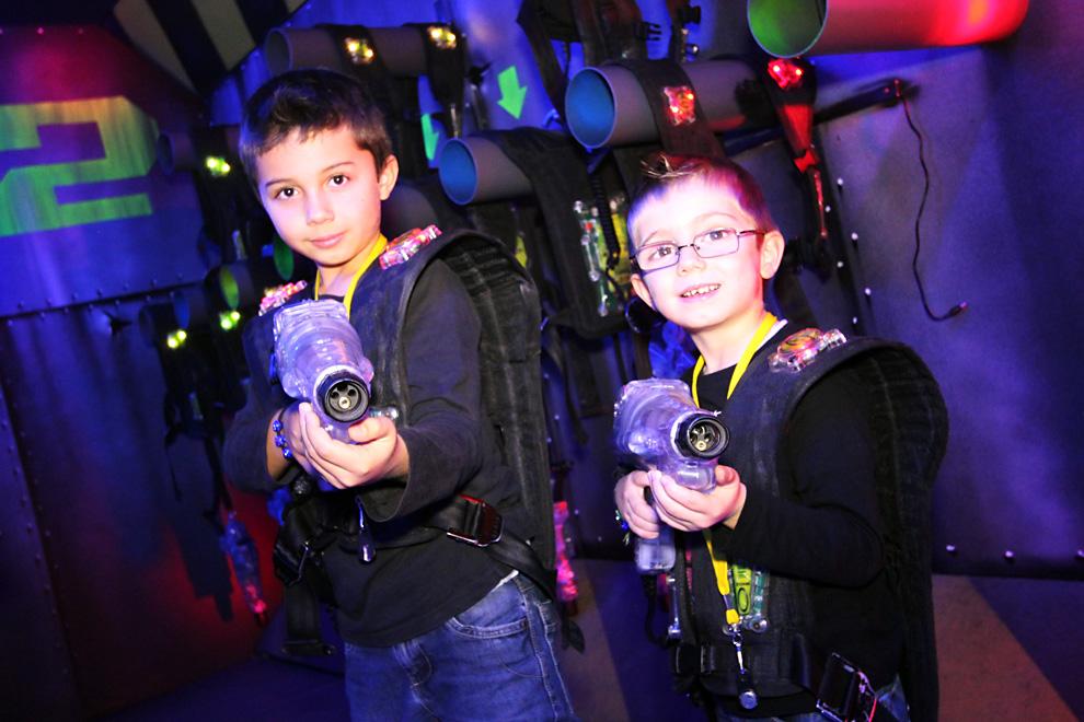Tarifs Lasergame Anniversaires Enfants Megazone Pontarlier